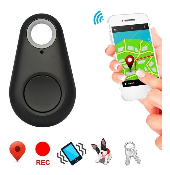 Kit 5 Itag Mini Rastreador Bluetooth Localizador Objetos