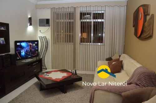 Imagem 1 de 15 de Excelente Apartamento Em Rua Super Tranquila - 156
