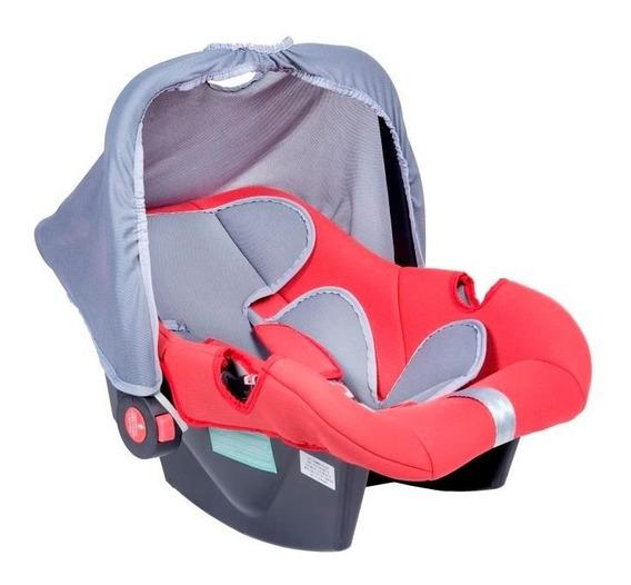 Bebê Conforto Cadeirinha G0+ De 0 A 13 Kg - Vermelho Grafite