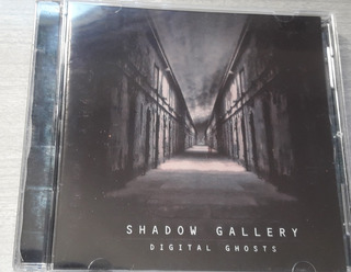 Shadow Gallery - Digital Ghosts