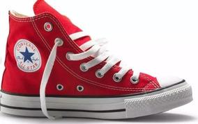 Converse Bota Rojo Unisex Originales M9621c