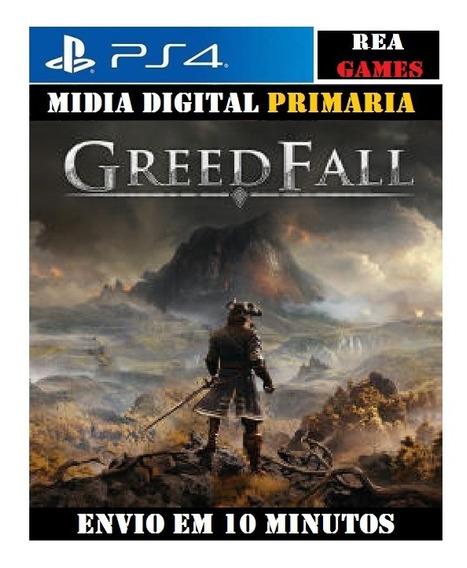 Greedfall Ps4 Original 1 Digital Legendas Em Português