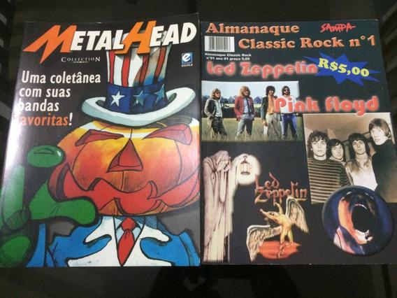 Revistas Metal E Rock (frete Grátis)