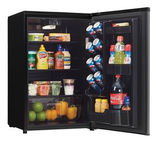 Frigobar Refrigerador Con Congelador Plata Danby 4.4 Pies