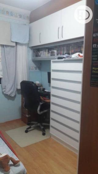 Apartamento Residencial À Venda, Ortizes, Valinhos. - Ap1091
