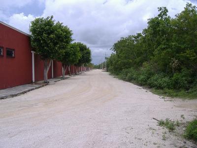 Atractivo Terreno En Bonfil. Cancún Q.roo.