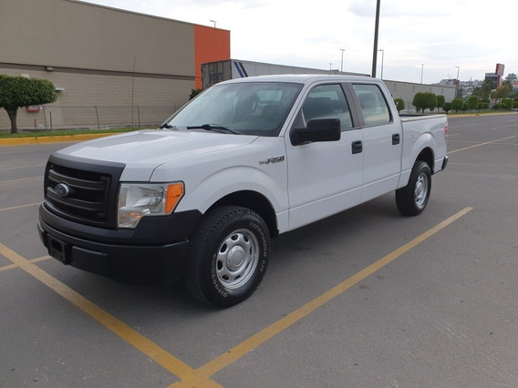 Ford F-150 Doble Cabina