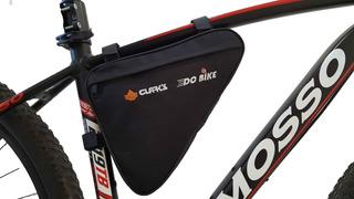 Triangulo De Amplia Capacidad Para Bicicleta Dc Bike