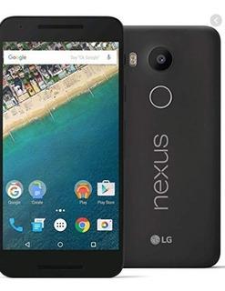 LG Nexus 5x Black Liberado H791