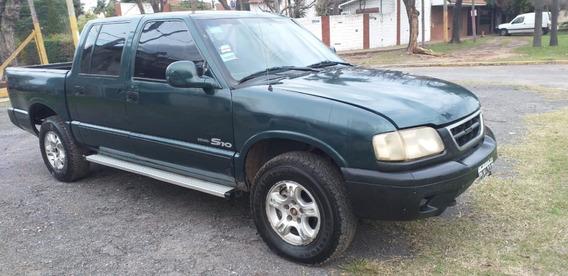 Chevrolet S10 2.8 Dlx 4x2 2000 Mwm