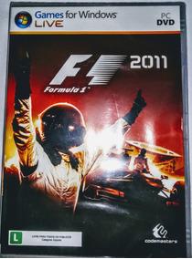 Pc - Fórmula 1 2011 - Lacrado