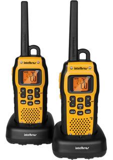 Rádio Comunicador Twin Water 9,6km Intelbras Super Promoção