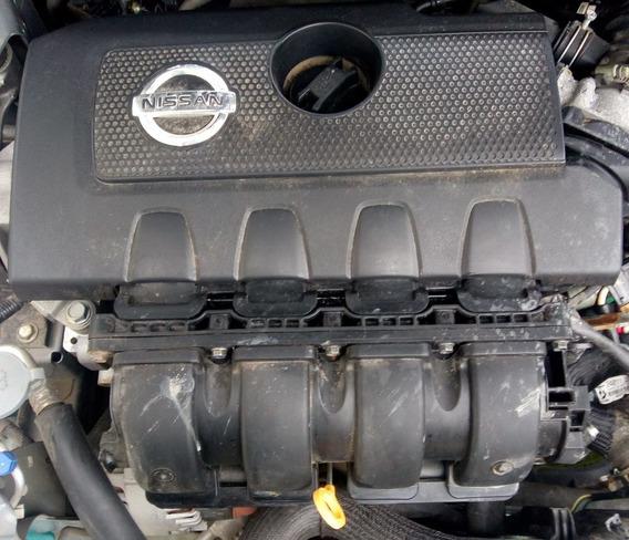 Motor Nissan Sentra Cvt 1.8