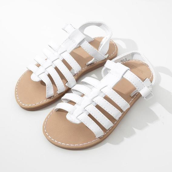 Sandália Branca Gymboree