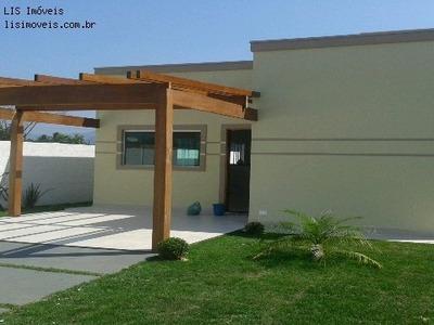 Casa Residencial Em Caraguatatuba - Sp, Jardim Das Palmeiras - Ca00770