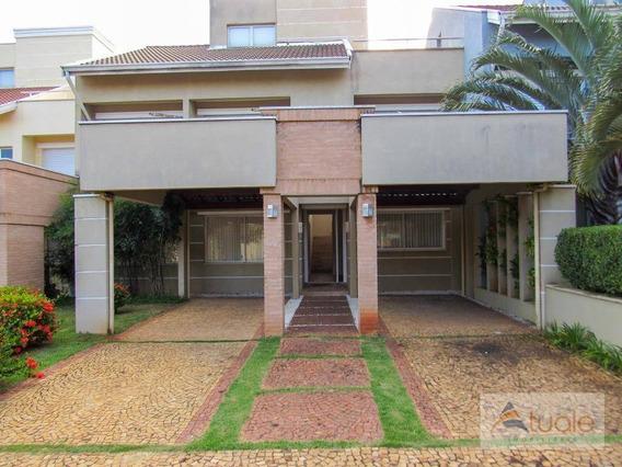 Casa Com 4 Dormitórios À Venda Ou Locação, 413 M² - Residencial Parque Portugal - Taquaral - Campinas/sp - Ca6267