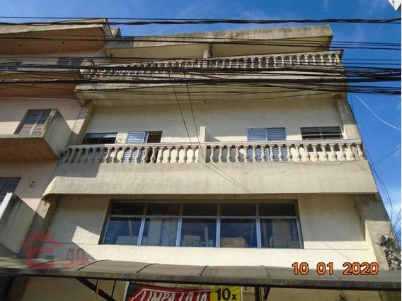 Apartamento Com 1 Dormitório Para Alugar Por R$ 700,00/mês - Centro (cotia) - Cotia/sp - Ap0887