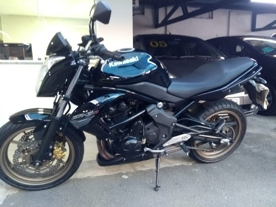 Kawasaki Er-6n + 2010 + Super Nova