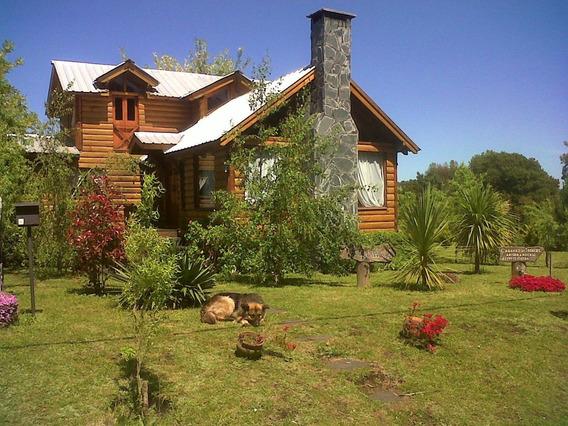 Cabaña 4 Ambientes En Miramar