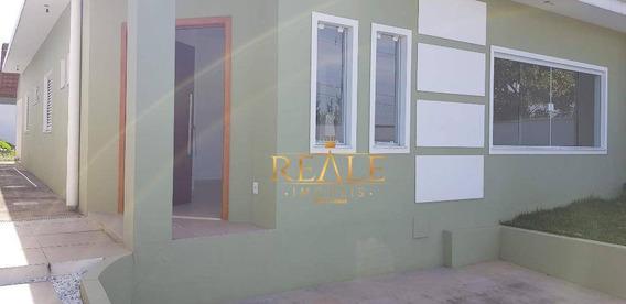 Casa À Venda, 128 M² Por R$ 640.000,00 - Santa Claudina - Vinhedo/sp - Ca1208