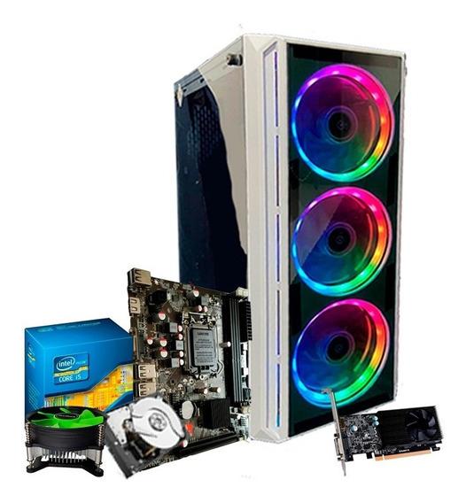Pc Gamer I5 3470,geforce 2gb 1030 Gt, 8gb, 500gb + Nfe