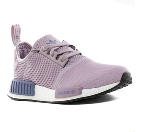 adidas nmd gris con rosa