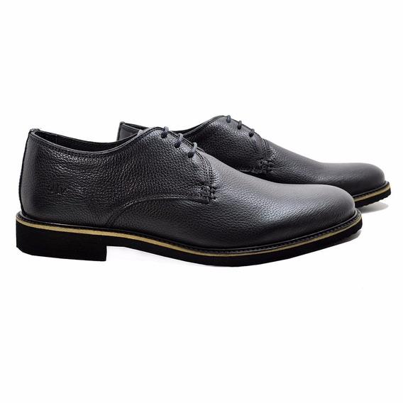 Sapato Masculino Social Em Couro Legitimo
