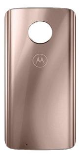 Tampa Traseira De Vidro Motorola Moto G6 Xt1925 Rose