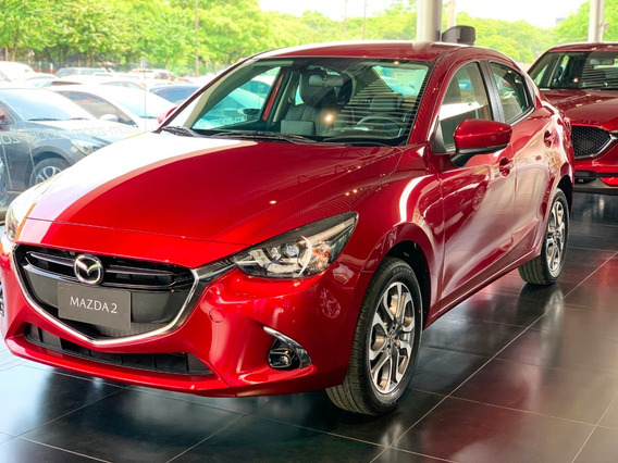 Mazda 2 Sedan Grand Touring Lx At Cuero 2020 - 0km
