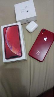 iPhone Xr 64!gigas Garantia Até17/09/20 Sao Gonçalo Rj