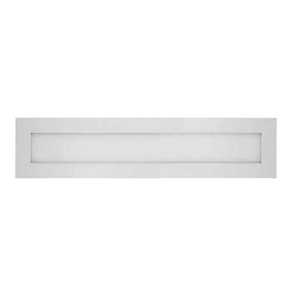 Painel Plafon Led Retangular Embutir 36w 6000k Luz Branca