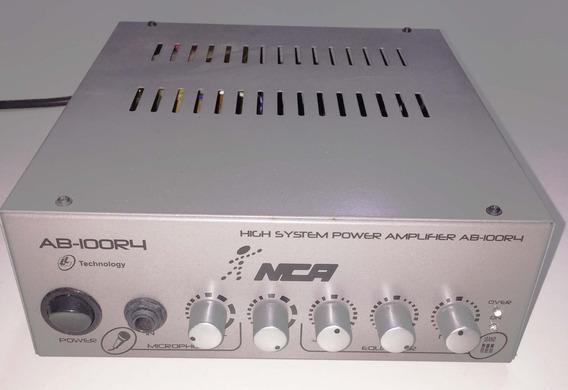 Amplificador Compacto Ab 100r4