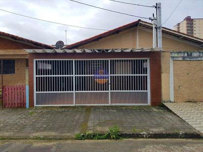 Casa 02 Dorms - Caiçara, Praia Grande - R$ 240 Mil,