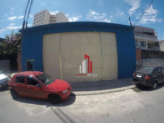 Galpão Para Alugar, 120 M² - Freguesia Do Ó - São Paulo/sp - Ga0013