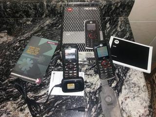 Motorola I335 Rádio Nextel 2 Aparelhos Caixa + Manual