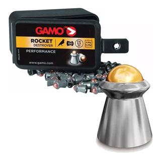 Balines Gamo Rocket Destructores 5.5 Mm X100 - Aire Co2