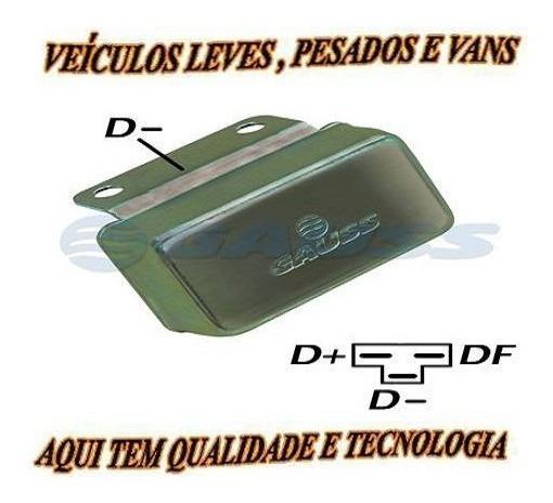 Regulador Voltagem 28v 45a Fiat,mb,caterpillar - Ga012