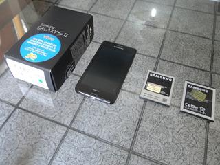 Celular Samsung Galaxy S2 I9100 Preto! Com Defeito!!