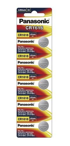 Imagen 1 de 1 de Pila Panasonic Lto Cr1616 3v Tira C/5