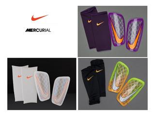 Canilleras Nike Mercurial Flylite Talla M A Pedido