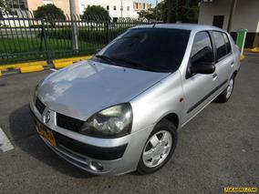 Renault Symbol Expression Mt 1400cc Aa