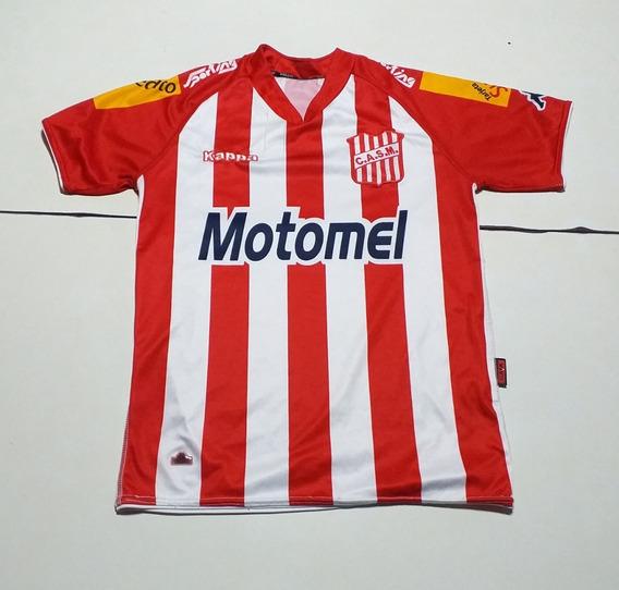 Camiseta San Martín De Tucumán Kappa Talle 8 Niños Detalles