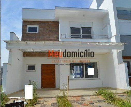 Casa A Venda No Bairro Aberta Dos Morros Em Porto Alegre - - 15053md-1