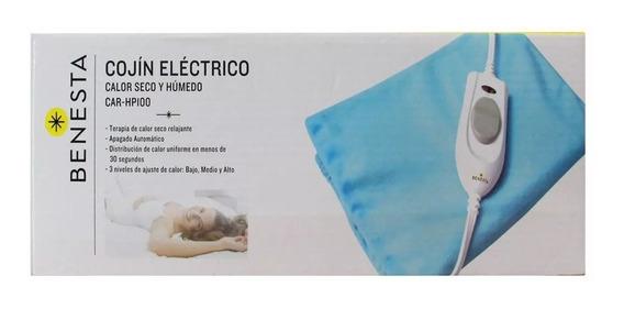 Cojin Electrico Termico Con 3 Niveles Temperatura Envio Grat