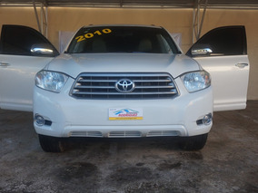 Toyota Highlander Blanca 2010