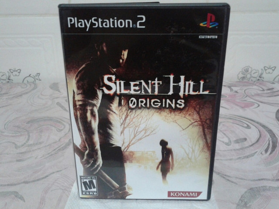 Silent Hill Origins - Patch Para Ps2 - Completo