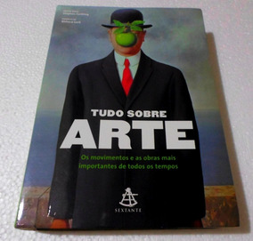 Livro Tudo Sobre Arte - Stephen Farthing
