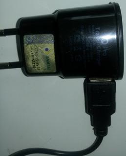 Carregador Com Cabo Usb Ipro I3200 Usado Mega Barato