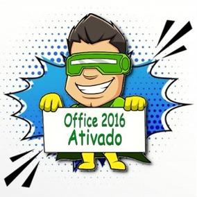 Office 2016 32 Bits E 64 Bits Com Ativador Permanente