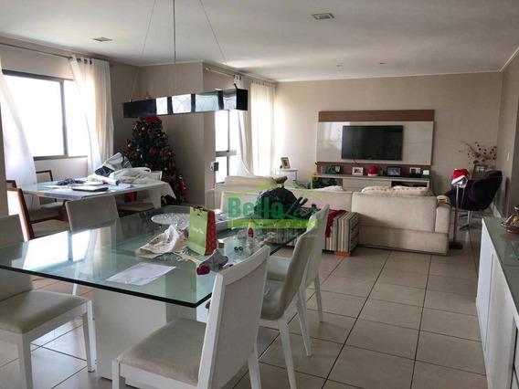 Apartamento Residencial À Venda, Torre, Recife. - Ap0819